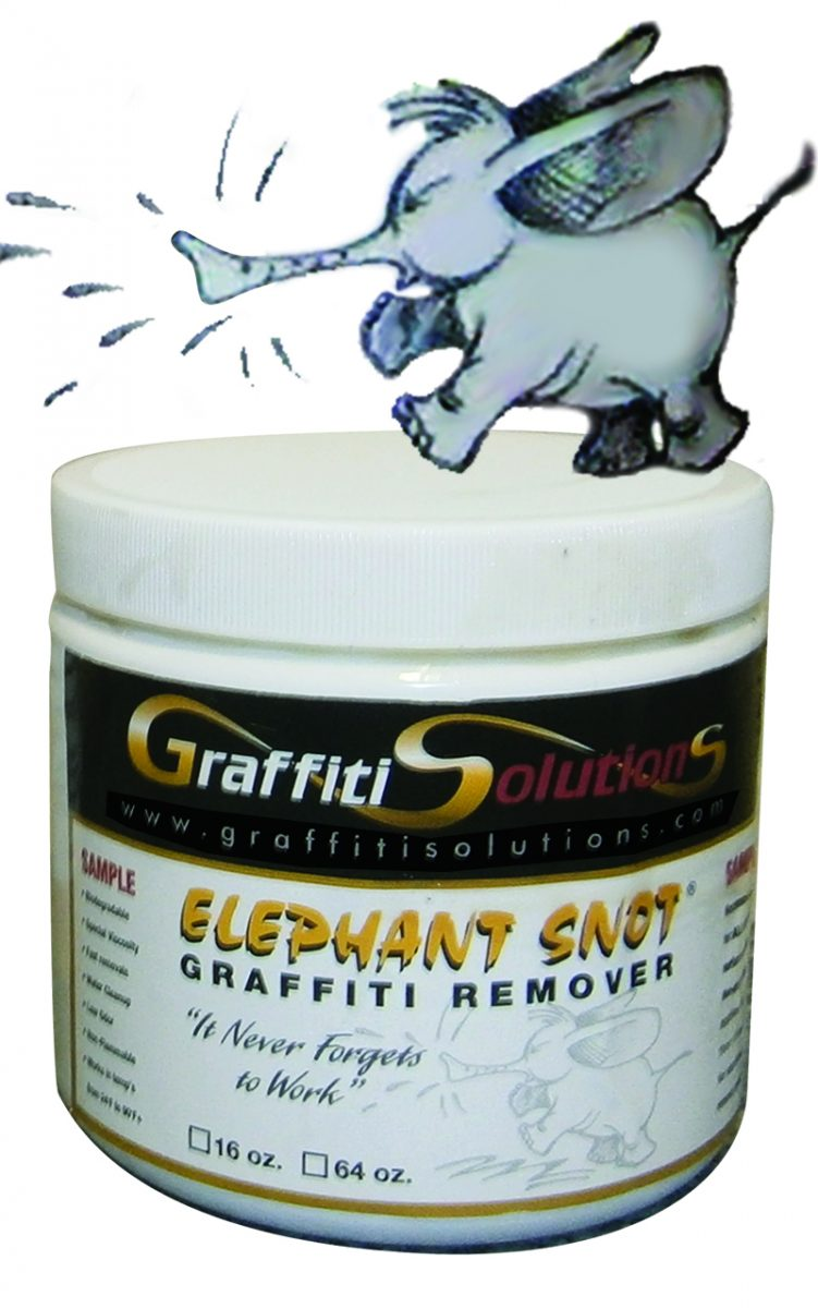 paint remover Elephant Snot