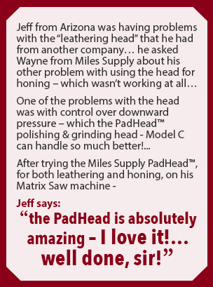 Jeff from Arizona loves it!